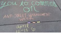 Int'l Anti-Street Harassment Week 2015 / Our 5th Annual Meet Us On the Street: International Anti-Street Harassment Week was April 12-18, 2015. With over 200 participating organizations in 41 countries, it was by far our biggest year yet! Check out what happened! www.meetusonthestreet.org