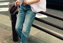 fashion : white tops