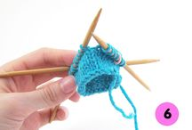 Knitting / by Sandy Hammargren Snitcher