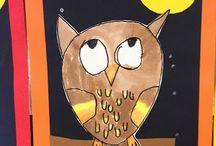 Owls Kindergarten