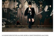INDIE MAGAZINE 08/2014 / Photography Anja Frers Styling Susanne Marx Hair & Make-Up Dany Madaus Model Lisa Emilie / Core Management