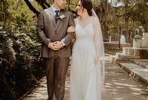 My wedding elopement in New Orleans / My absolute dream wedding in the beautiful city of New Orleans, Louisiana. Planning and ceremony taken care of by Simply Eloped