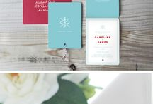 WEDDING CARDS / Wedding