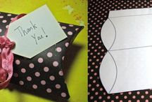 Reusable Gift  Packaging / by Bonnie Sandy