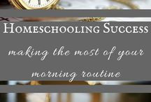 Planning and Organization For Homeschool and Education / All the best tips and ideas for helping your homeschool life run smoothly.