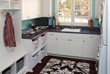Laundry Room ideas / by Jaime Bronn
