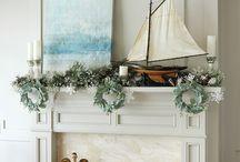 Mantel Decorating
