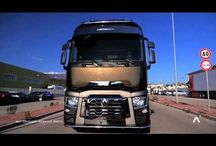New Line Accessories for Truck for Renault Truck T / Be Different, Be Special.