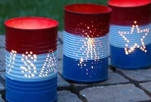 4th of July Decorations / by Vonnie Altman