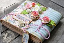 Mini Albums Scrapbooking  / by Karen Odale