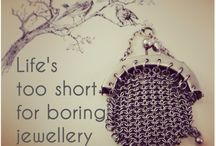 Sparkling Thoughts / Thoughts of jewellery and all things vintage
