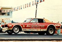 Cougar Funny Cars
