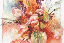 Watercolor Inspirationen