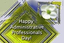 Admin Professionals Day (April 25)