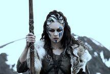 Celtic & Elvish Facepaint