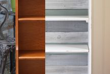 Shelves - bookcases