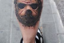 Jason Voorhees Tattoos