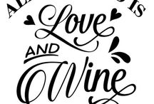 Wine at Your Wedding / The perfect marriage between you and all things wine for your extra special day.