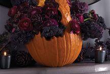 Creepy Halloween ! / follow me on my blog HOME THERAPY http://www.chiarabinteriorsdesign.com/