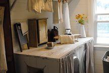 Wash room/bath