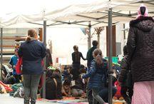 Día del Deporte en el Gancho / Sábado 30 de Abril. Calle las Armas. Día del Deporte en el Gancho. Mercado Central de Zaragoza participa como patrocinador.