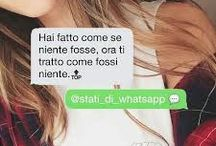 stati di whatsapp