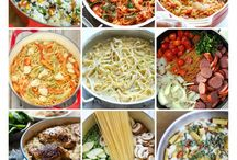 One pot recipes