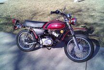 Vintage Japanese Dual Sport Motorcycles / Vintage Japanese Motorcycles from the 1960s-80s