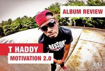 Album Reviews / Roc CIty Gospel's album reviews for urban and hip hop gospel artist.