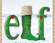 Elf The Musical - Dec. 8-20, '15 / ELF is presented by Dallas Summer Musicals December 8-20, 2015 at Music Hall Fair Park. http://www.dallassummermusicals.org/shows_elf.shtm / by Dallas Summer Musicals