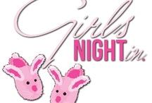 girls night in / by Nina Iacono