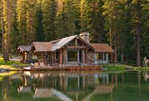 Home and Cabin Ideas / by Tim Shields