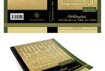 """Cover-Entwürfe der """"Klassik-Reihe"""" vom Cordoba-Verlag / Alle Cover-Entwürfe entstammen von Manal Khalifa (https://www.behance.net/ManalKhalifa) und sind für nichtkommerzielle Zwecke verwendbar."""