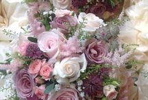 Our wedding flowers at House of Elliott, Lisburn / Wedding Florists Lisburn