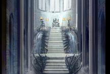Throne Room Inspiration