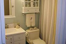 bathrooms / by Cheryl Harlan