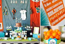 baby shower ideas / by Mama Kurn
