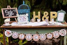 wedding welcome set