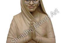 Marble Human Statues / Marble Human Statue making with clear finishing on demand.