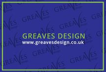 Greaves Design / Everything from Greaves design including blog posts and portfolio of website designs. These are also featured on the Greaves Design website.