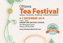 Green Papaya 2014 Festival posters