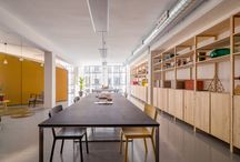 ZAMNESS / Office Space in Poble Nou, Barcelona Photography: nieve | Audiovisual productions | Barcelona