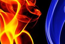 Inspiracje - ogień (fire)