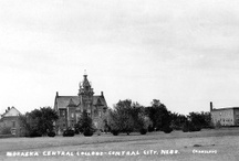 Nebraska Colleges / You can also visit http://collegehistorygarden.blogspot.com/ for more information.