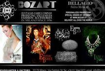 """Bozart Accessories """"Bijoux e accessori moda"""""""