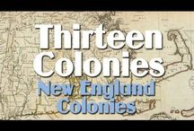TEACH 13 COLONIES / by Renee Buchanan