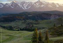 Altai,Siberia Russia