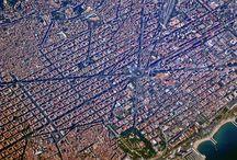 Ciudades desde el Aire / by Yolanda