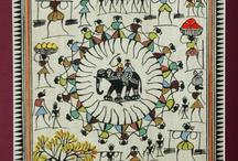 saura tribal art