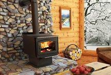 Stove Décor  / by Quadra-Fire Stoves